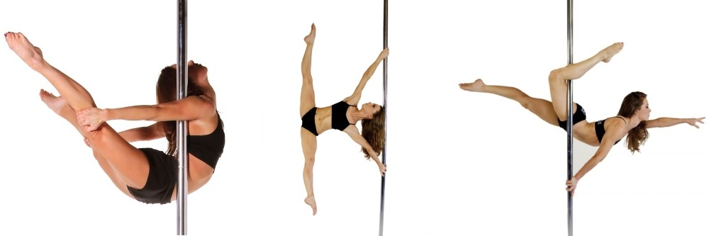 Pole Dancer Jenyne Butterfly and her moves