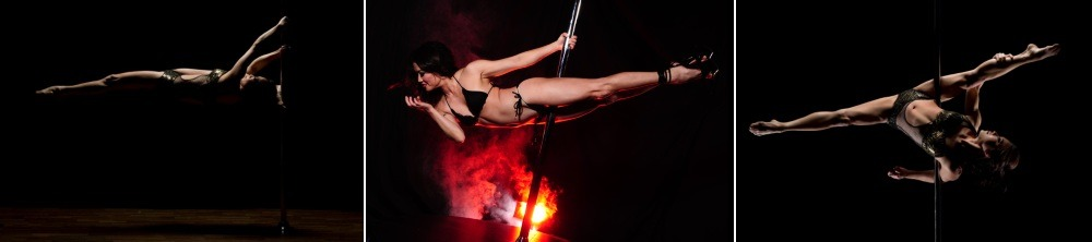 Pole Dancer Natasha Wang