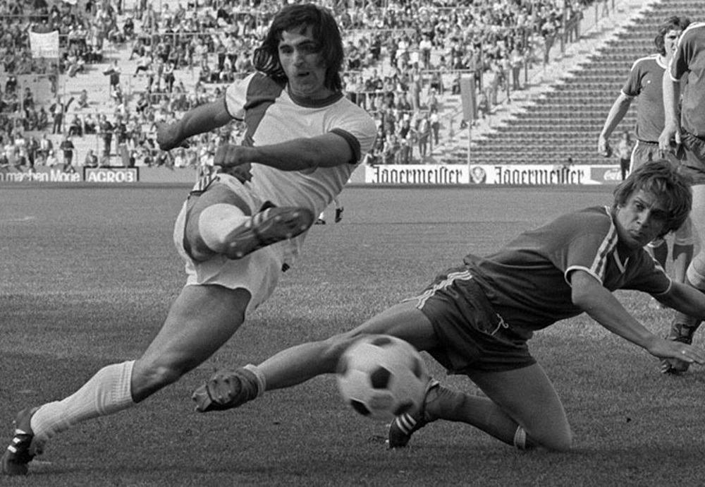 Gerd Muller, German football legend
