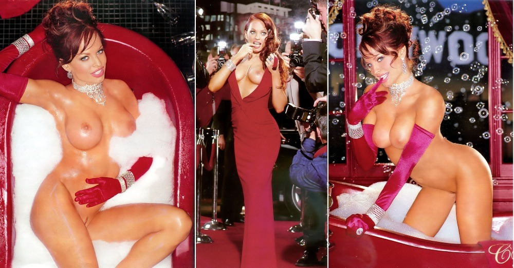 Christy Hemme's Playboy pictorial