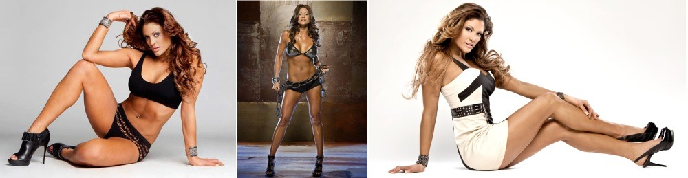 Eve Torres wearing sexy outfits