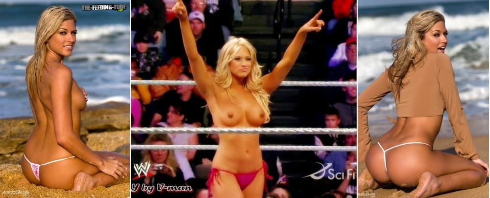 Kelly Kelly showing her great body