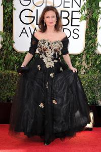 Golden globe awards Jacqueline Bisset