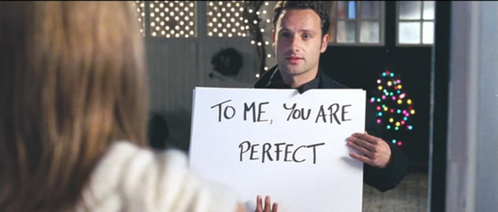 love actually, mark as andrew lincoln