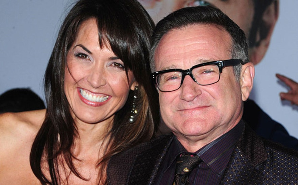Valerie Velardi, Robin Williams