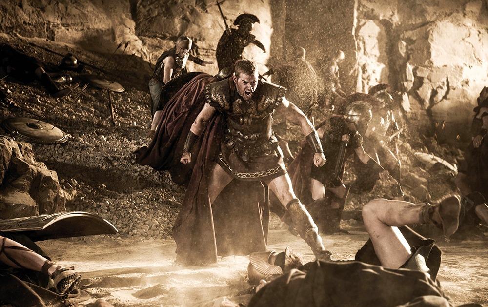 Legend of Hercules, Kellan Lutz