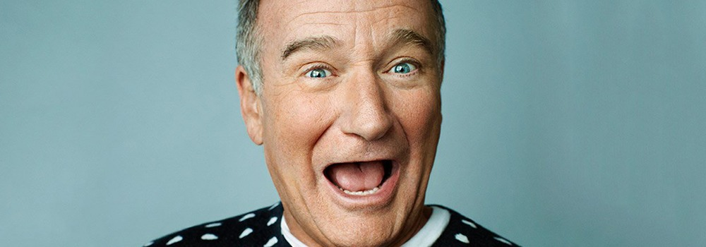 Robin Williams passes away