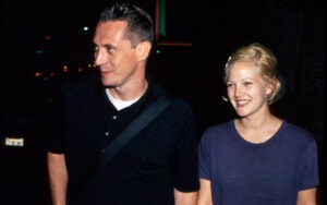 marriage of Drew Barrymore and Jeremy Thomas