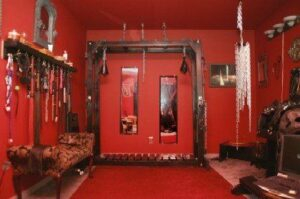 Fifty Shades of grey - Red room of pain