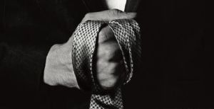 Christian Grey tie