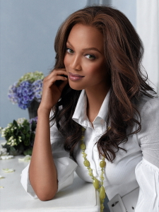 business woman Tyra Banks