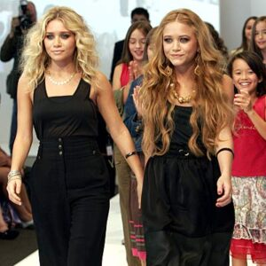 fashion designer - Mary-Kate and Ashley Olsen
