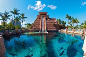 leap of faith slide, bahamas