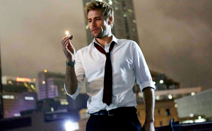 John Constantine from series Constantine