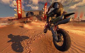fuel, racing video game