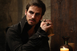 Colin O'Donoghue, Captain Hook