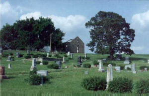 Stull Cemetary, Haunted place