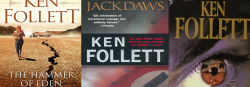 Top 10 Books of Ken Follett 10th-7th