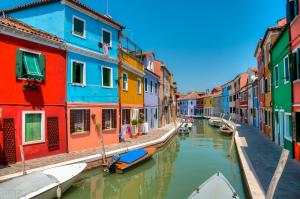 Isola di Burano, Venice, Italy