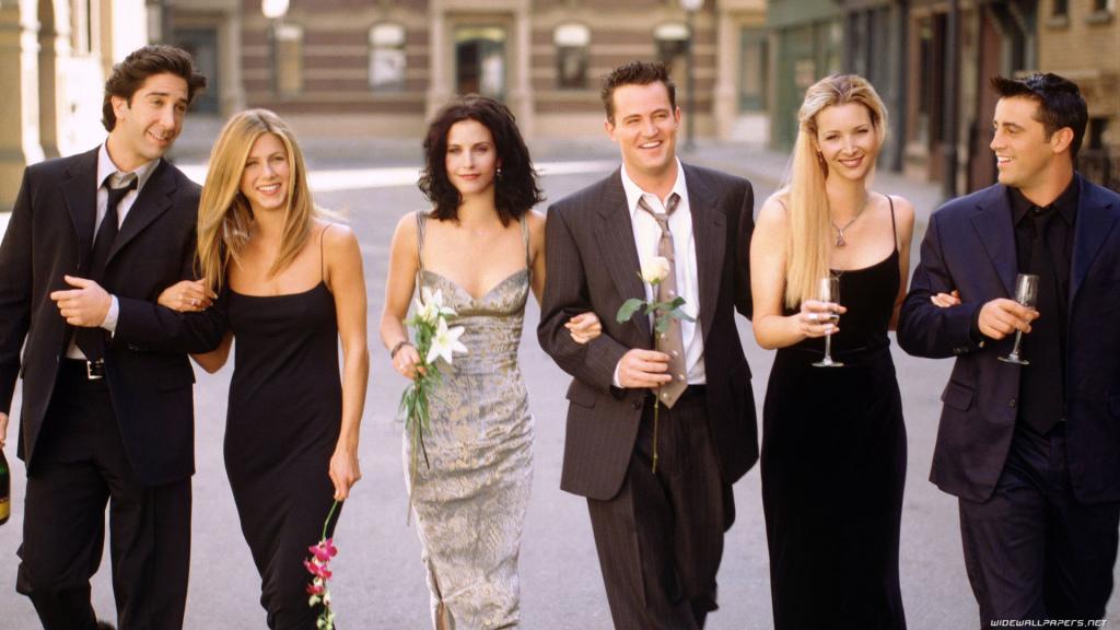 Friends (1994 – 2004, NBC)
