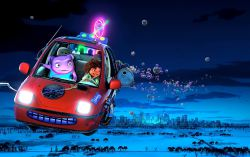 Top 10 Animated Movies 3rd-1st