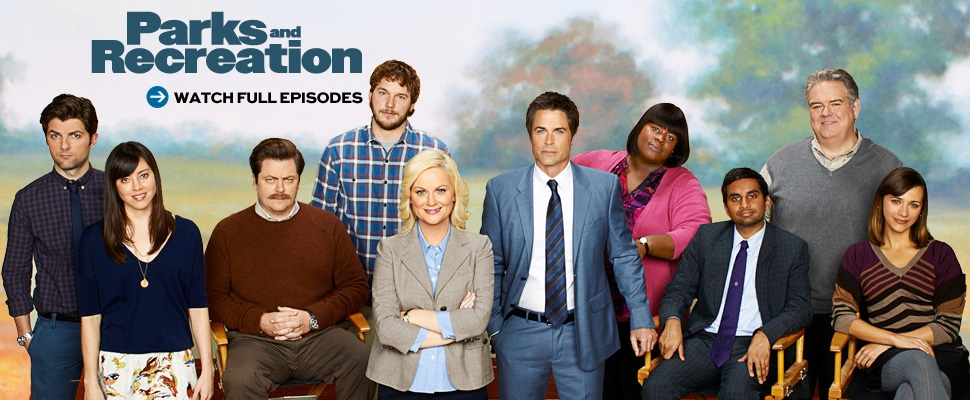 Parks and Recreation (2009 – 2015, NBC)