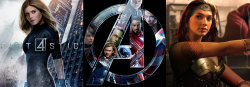 Top 6 Most Anticipated Superhero Movies 6th-4th
