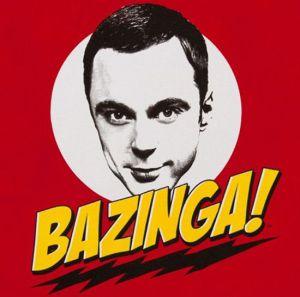 bazinga-bee