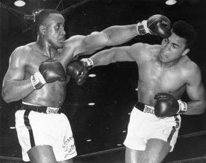Cassius Clay vs Sonny Liston I