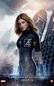 Fantastic Four, August 7, 2015