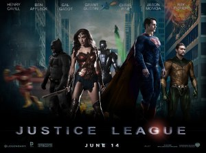 Justice League Part I and II (2017-2019)