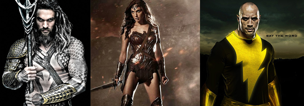 Top 6 Most Anticipated DC Movies 6th-4th