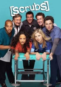 Scrubs (2001 – 2010, NBC | ABC)
