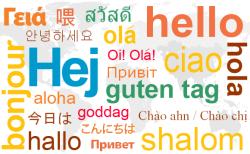 Top 10 World's Most Spoken Languages