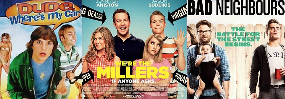 Top 10 Stoner Movies
