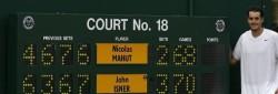Top 10 Longest Tennis Matches 3rd-1st