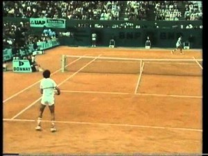 Clerc vs McEnroe
