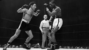 best boxing match ever, Willie Pep vs. Sandy Saddler