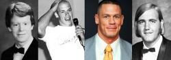 11 Mind-blowing High-school Photos of Wrestling Legends