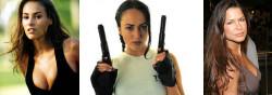 Top 10 Lara Croft Models 3rd-1st