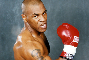 The fearst boxer ever, Mike Tyson