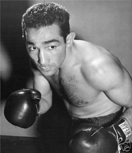 retired boxer, willie pep