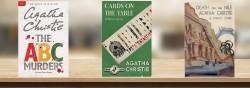 Top Ten Agatha Christie Books 10th-7th
