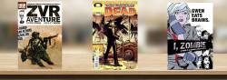 6 Best Zombie Comic Books 3rd-1st