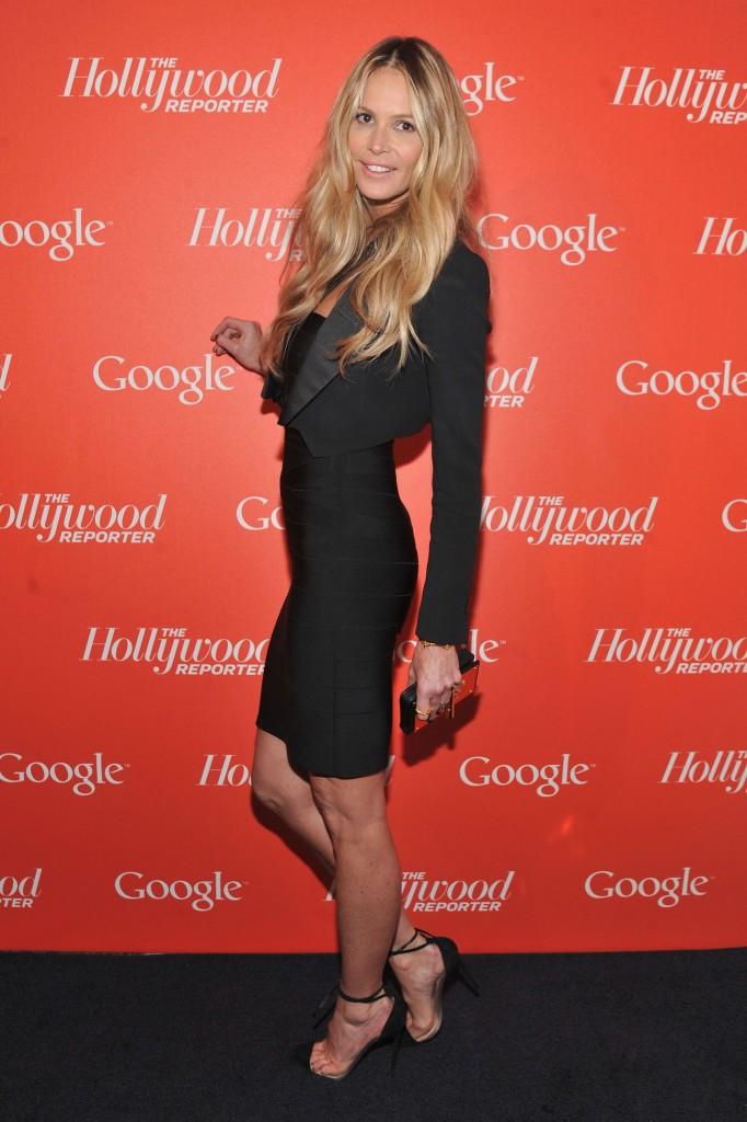 Elle Macpherson, hollywood reporter