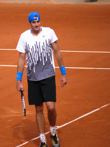 John Isner tennis player