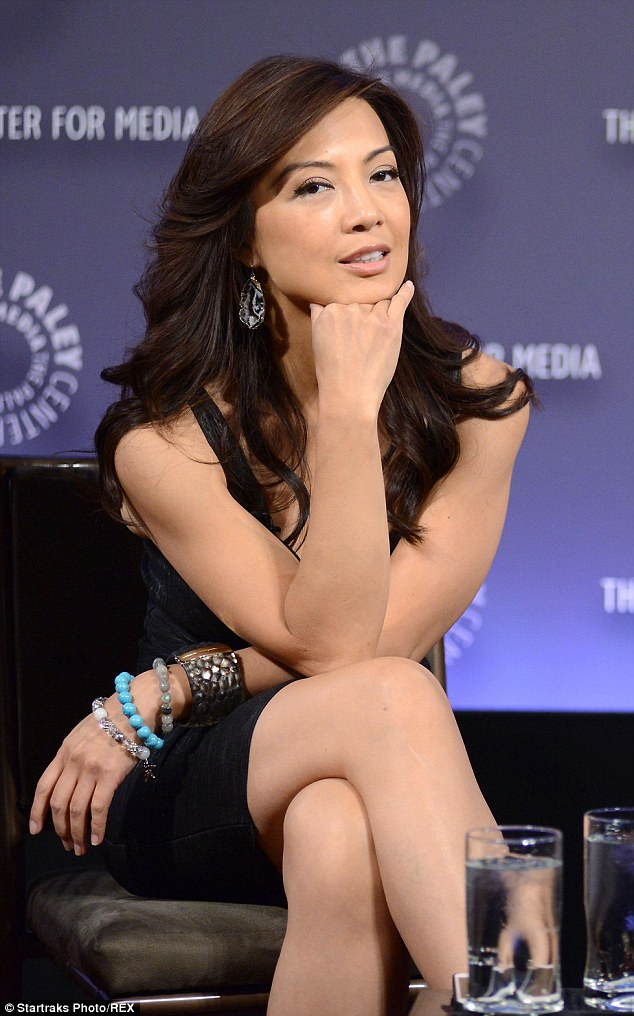 movie star, Ming-Na Wen