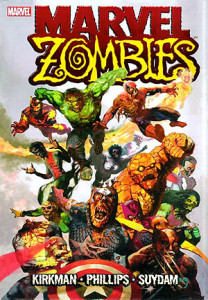 Marvel Zombies comic book series