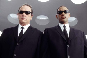 Men in Black funny movie