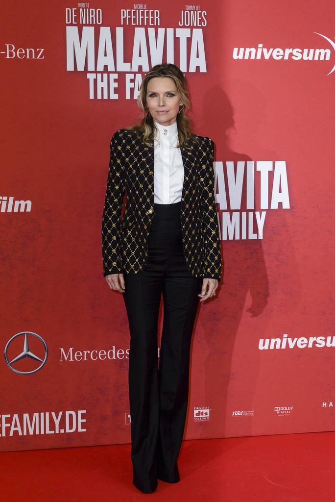 Michelle Pfeiffer in Pants